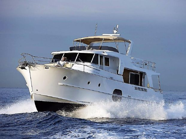 2013 Beneteau Swift Trawler 52