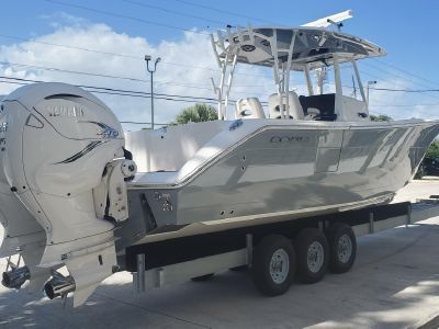2020 Cobia<span>320 Center Console</span>