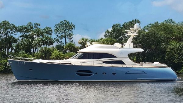 Mochi Craft Motor Yacht 74' Mochi Craft VALKYRIE