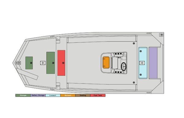 2021 SeaArk RiverCat 200 CC
