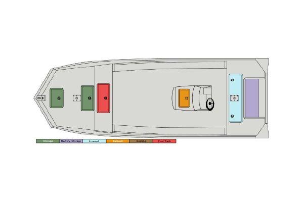 SeaArk RiverCat 2060 CC - main image