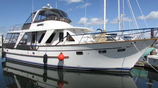 DeFever Classic trawler