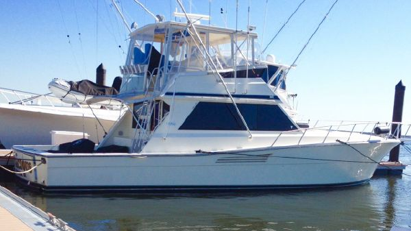 Viking 48 Convertible 48 Viking Convertible Sportfish 1989