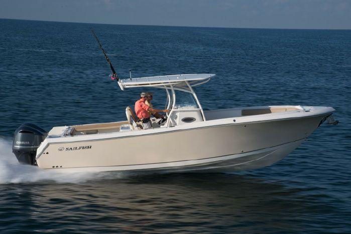2020 Sailfish 290 Cc Saint Augustine Florida Atlantic