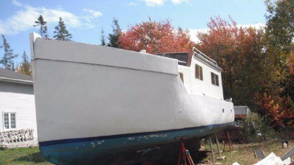 Trawler 45