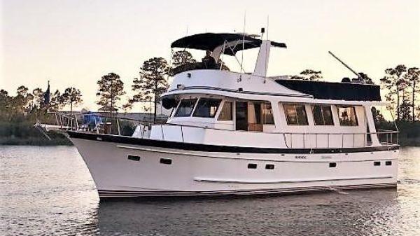 Marine Trader 50 Trawler Yacht