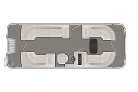 Bennington SX 23 Premium Fastback image