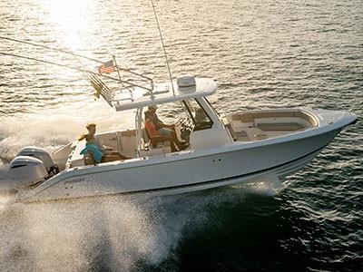 Pursuit S 288 Sport image