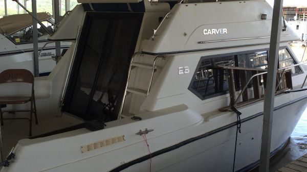 CARVER YACHTS 26 Command Bridge