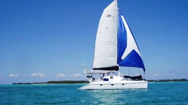 Manta 42 Sail Catamaran