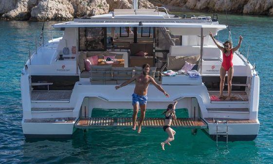 Fountaine Pajot Catamaran Astrea 42 image