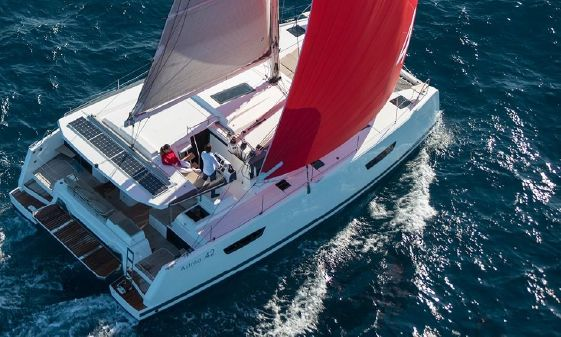 Fountaine Pajot Catamaran Astrea 42 image