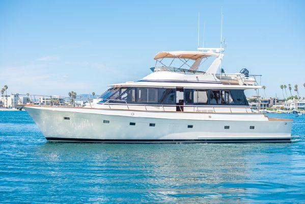 Offshore Yachts Flush Deck Motor Yacht - main image
