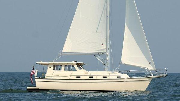 Island Packet SP Cruiser SP Cruiser Keds sailing