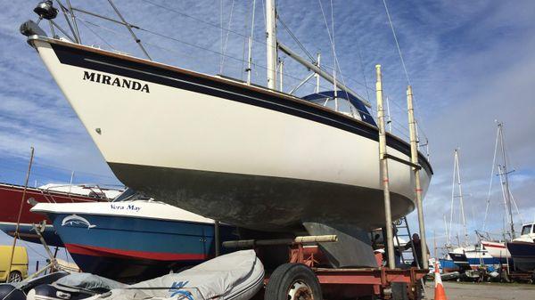 Westerly Seahawk 34 Westerly Seahawk - Miranda