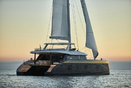 Sunreef 80 Sailing image