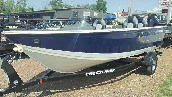Crestliner 1650 Fishhawk sc