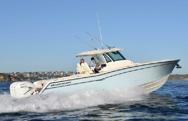 Grady-White New Boat Models - Boats Incorporated