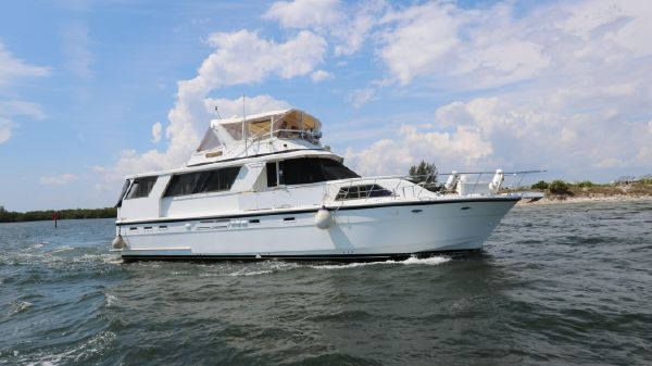 Jefferson 56 Marquessa Extended Deckhouse