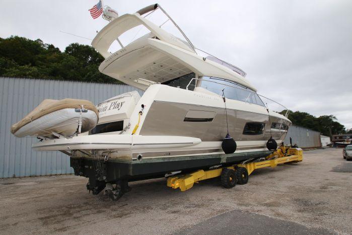 2014 Prestige Yachts 550 BoatsalesListing Maine