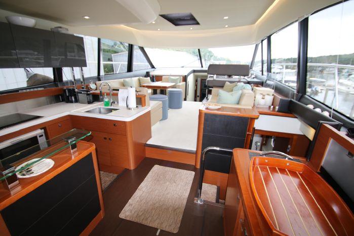 2014 Prestige Yachts 550 Buy Brokerage