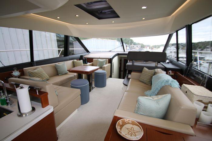 2014 Prestige Yachts 550 Buy Purchase