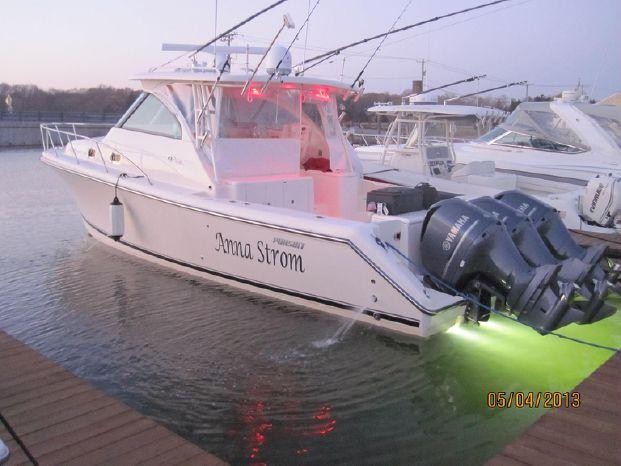 2012 Pursuit OS 385 Offshore