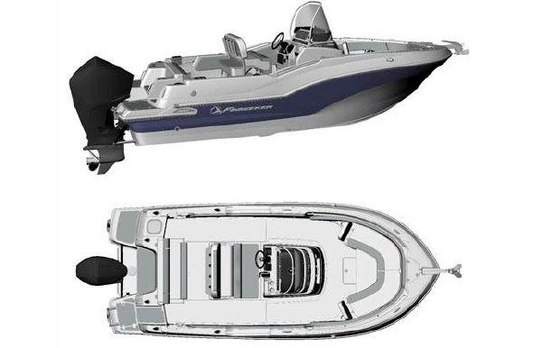 2021 Finseeker 200 CC