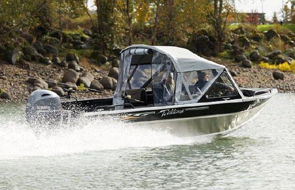 2020 Weldcraft 18 Angler Sport