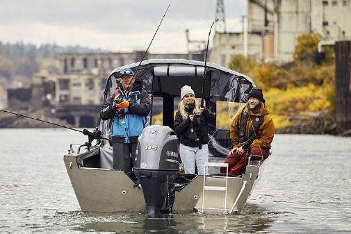 Weldcraft 20 Angler Sport image