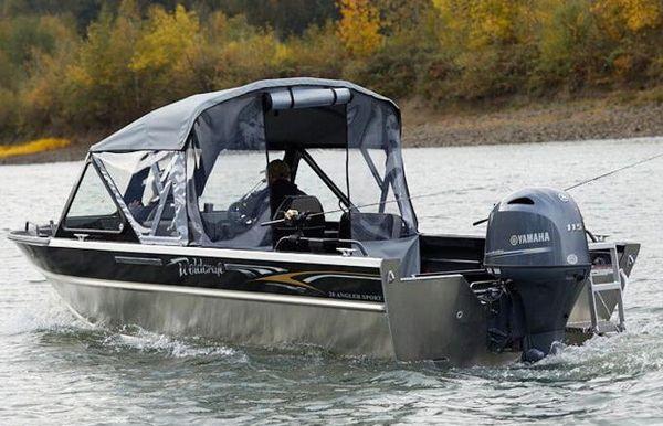 2020 Weldcraft 20 Angler Sport