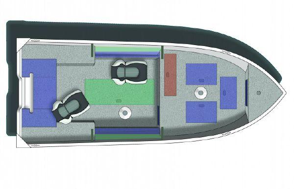 2017 Crestliner 1450 Discovery SC