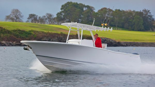 Southport 29 Center Console