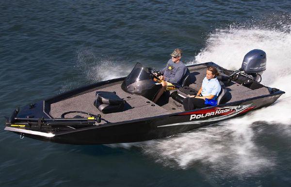 2017 Polar Kraft Bass TX 175 Pro