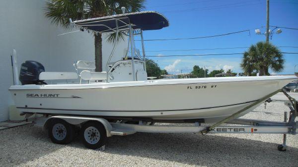 Sea Hunt BX 22 T