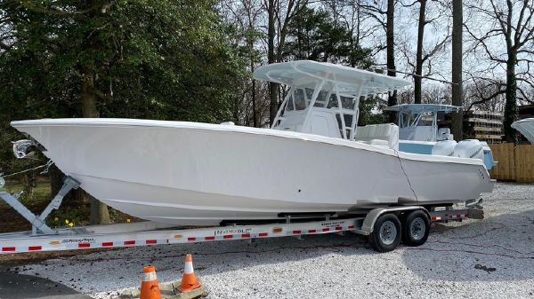 Invincible 33 Open Fisherman - IN STOCK