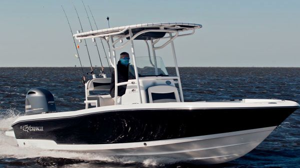 Crevalle 24 Bay Manufacturer Provided Image