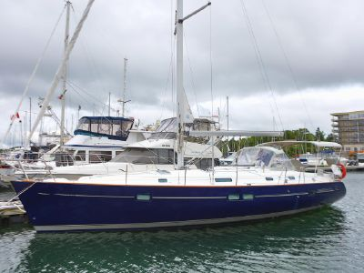2002 Beneteau<span>411 Limited Edition</span>