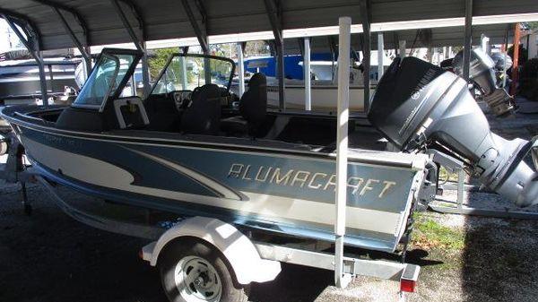 Alumacraft 165 TROPHY
