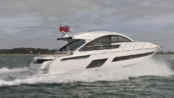Fairline Targa 53 OPEN Manufacturer Provided Image: Fairline Targa 53 OPEN