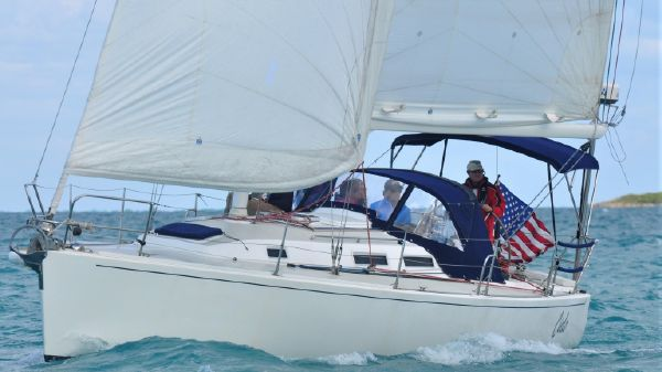 J Boats J/120 Shoal Draft Carbon mast