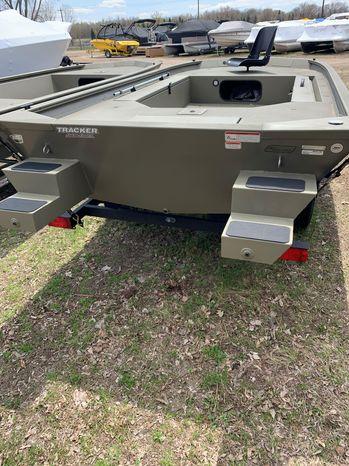 2018 Tracker Grizzly 1654 T Sportsman ST  CLOUD, Minnesota