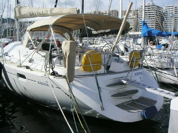 2003 Jeanneau Sun Odyssey 54 Ds Larnica Cyprus Approved Boats