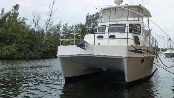 Endeavour Catamaran TrawlerCat 40