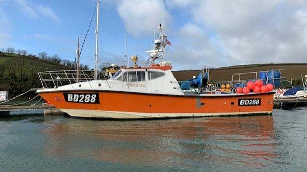 Interceptor 42 Workboat