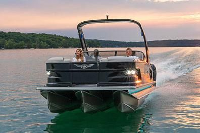 2019 Tahoe Pontoon Grand Tahoe Elite Windshield 27'