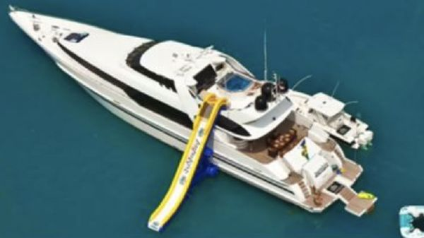 Heesen 126 FAST Flybridge Mulden Yachts