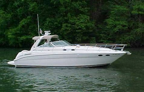 Sea Ray 380 Sundanceer
