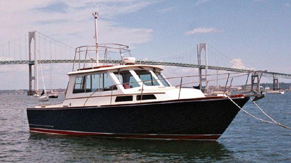 Lyman Morse Custom Hunt Express/Sedan