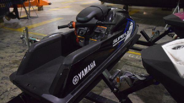 Yamaha WaveRunner SuperJet